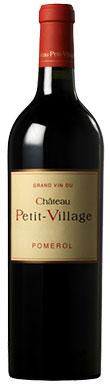 Château Petit-Village, Pomerol, Bordeaux, France, 2018
