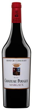 Château Pouget, Margaux, 4ème Cru Classé, Bordeaux, 2014