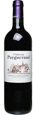Château Puygueraud, Francs Côtes de Bordeaux, 2016