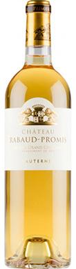 Château Rabaud-Promis, Sauternes, 1er Cru Classé, 2001