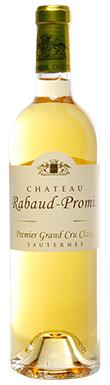 Château Rabaud-Promis, Sauternes, 1er Cru Classé, 2017
