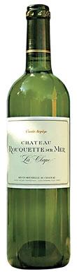 Château Rouquette sur Mer, La Clape, Cuvée Arpège, 2017