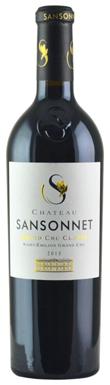 Château Sansonnet, St-Émilion, Grand Cru Classé, 2015