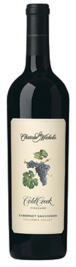 Chateau Ste Michelle, Cold Creek Vineyard Cabernet, Columbia