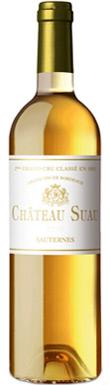 Château Suau, Sauternes, 2eme Cru Classé, Bordeaux, 2015