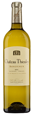 Château Thieuley, Bordeaux Blanc, Bordeaux, France, 2017