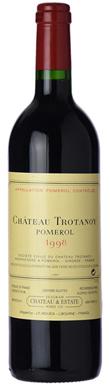 Château Trotanoy, Pomerol, Bordeaux, France, 1998