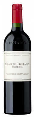 Château Trotanoy, Pomerol, Bordeaux, France, 2014