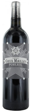 Château Vieux Maillet, Pomerol, Bordeaux, France, 2018