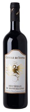Citille di Sopra, Brunello di Montalcino, Tuscany, 2007