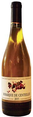 Clos Centeilles, Côtes du Brian, Mosaïque de Centeilles,