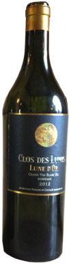 Clos des Lunes, Lune d'Or, Bordeaux, France, 2012