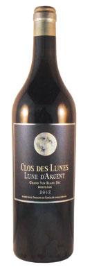 Clos des Lunes, Bordeaux, France, 2012