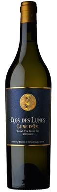 Clos des Lunes, Bordeaux, Lune d'Or Blanc, Bordeaux, 2014