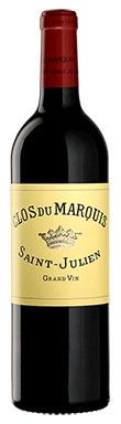 Clos du Marquis, St-Julien, Bordeaux, France, 2015