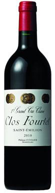Clos Fourtet, St-Émilion, 1er Grand Cru Classé B, 2013