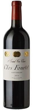 Clos Fourtet, St-Émilion, 1er Grand Cru Classé B, 2014