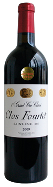 Clos Fourtet, St-Émilion, 1er Grand Cru Classé B, 2012