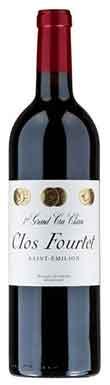 Clos Fourtet, St-Émilion, 1er Grand Cru Classé B, 1989