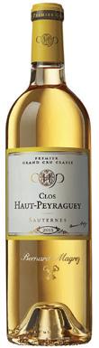 Clos Haut-Peyraguey, Sauternes, 1er Cru Classé, 2015