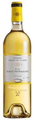 Clos Haut-Peyraguey, Sauternes, 1er Cru Classé, 2017