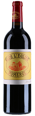 Clos L'Eglise, Pomerol, Bordeaux, France, 2014