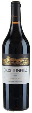 Clos Les Lunelles, Castillon Côtes de Bordeaux, 2016