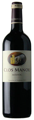Clos Manou, Médoc, Bordeaux, France, 2012