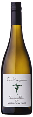 Clos Marguerite, Sauvignon Blanc, Marlborough, 2014