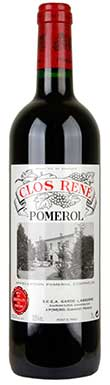 Clos René, Pomerol, Bordeaux, France, 2016
