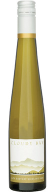 Cloudy Bay, Late Harvest Riesling, Marlborough, 2009