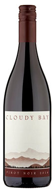 Cloudy Bay, Pinot Noir, Marlborough, New Zealand, 2015