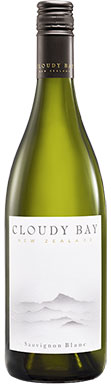 Cloudy Bay, Sauvignon Blanc, Malborough, New Zealand, 2017