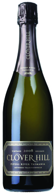 Clover Hill, Vintage Brut, Pipers River, Tasmania, 2008