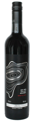 Co-op, Irresistable Malbec, Bío Bío Valley, Chile, 2015
