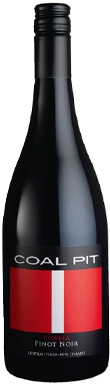 Coal Pit, Gibbston, Tiwha Pinot Noir, Central Otago, 2015
