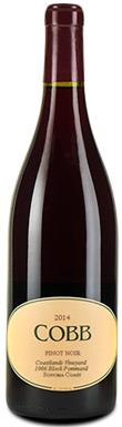 Cobb, Coastlands Vineyard 1906 Block Pommard Pinot Noir