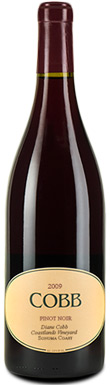Cobb, Coastlands Vineyard Diane Cobb Pinot Noir, Sonoma