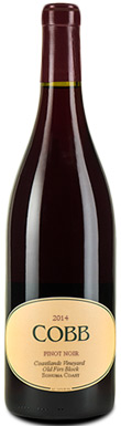 Cobb, Coastlands Vineyard Old Firs Block Pinot Noir, Sonoma