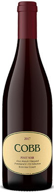 Cobb, Doc's Ranch Vineyard Pommard & 114 Selection Pinot