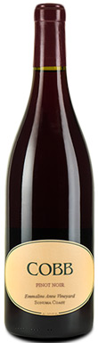 Cobb, Emmaline Ann Vineyard Pinot Noir, Sonoma County
