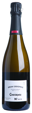 Codorníu, Gran Codorníu, Gran Reserva Pinot Noir, Cava, 2009