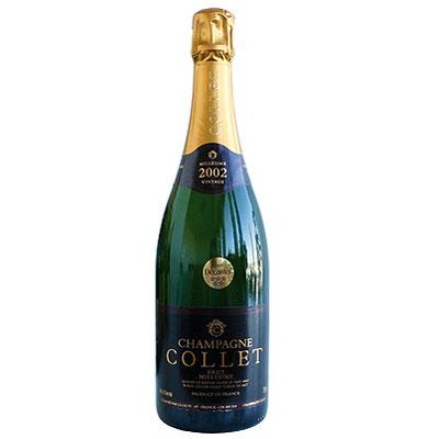 Collet, Champagne, France, 2002