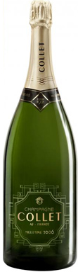 Collet, Brut, Champagne, France, 2008