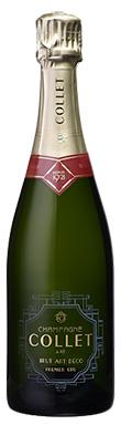 Collet, Art Deco, Champagne, France