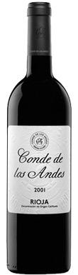 Conde de los Andes, Rioja, Northern Spain, Spain, 2001