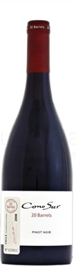 Cono Sur, 20 Barrels, Casablanca Valley, Chile, 2011
