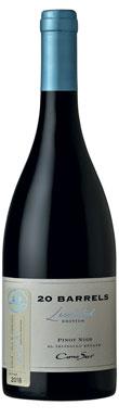 Cono Sur, 20 Barrels Limited Edition Pinot Noir, 2016