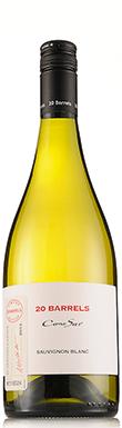 Cono Sur, 20 Barrels Sauvignon Blanc, 2014