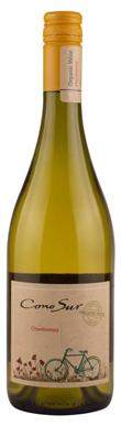 Cono Sur, Organic Chardonnay, San Antonio, Chile, 2019